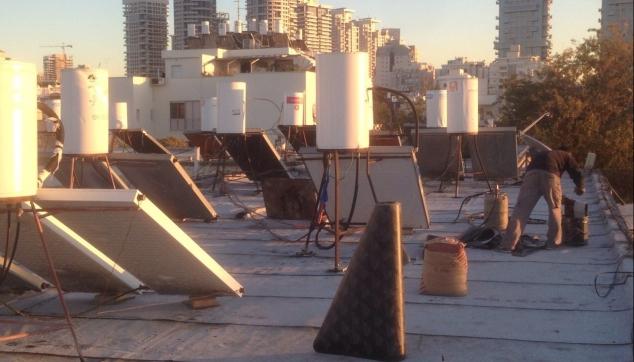 תיקוני גגות